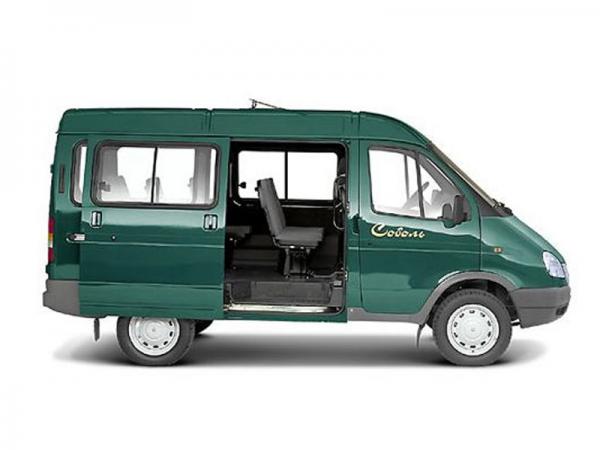 ГАЗ 22171 Микроавтобус фото