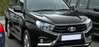 В интернете появились изображения скрещенного Land Cruiser 200 и Lada Vesta