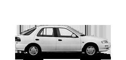 KIA Sephia хэтчбек 1994-1998