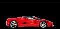 Ferrari 512 TR  - лого