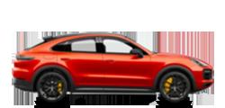 Porsche Cayenne Coupe 2017-2021 новый кузов комплектации и цены