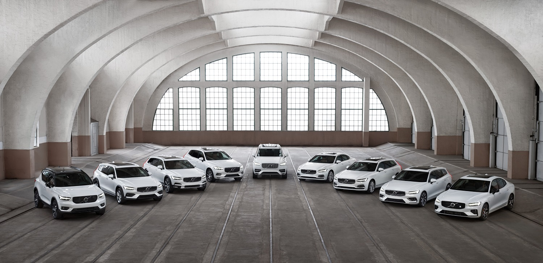 Volvo 2018 года в БЦР