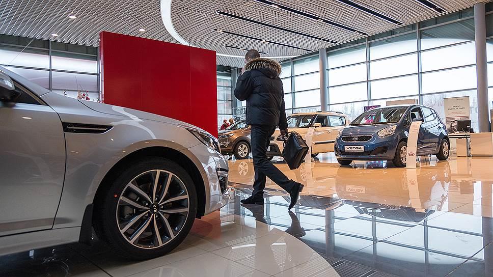 Кубань заняла пятое место в Российской Федерации попродажам новых машин