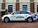 Новая Skoda Octavia 2017: Она еще и глазки строит! - фотография 60