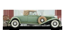 Chrysler Imperial кабриолет 1926-1930