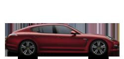 Porsche Panamera Turbo 2016-2021 новый кузов комплектации и цены