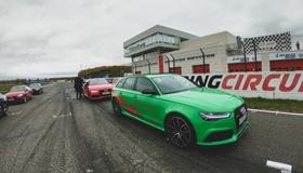 Audi quattro days: превосходство технологий