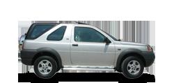 Land Rover Freelander Внедорожник 3 двери 1997-2003
