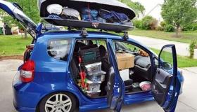 Гаишник оштрафовал за чемоданы в машине – это законно?