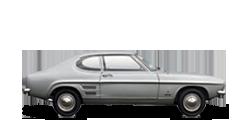 Ford Consul купе 1972-1976