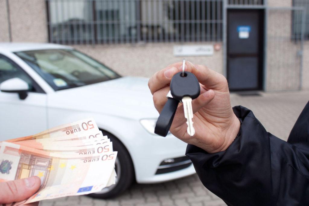 Купить нерастаможенное авто в грузии