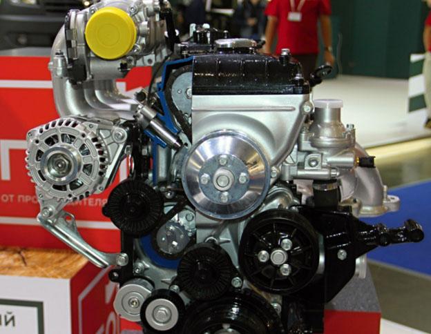 УАЗ Профи двигатель фото