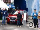 Datsun выбирает воркаут - фотография 29