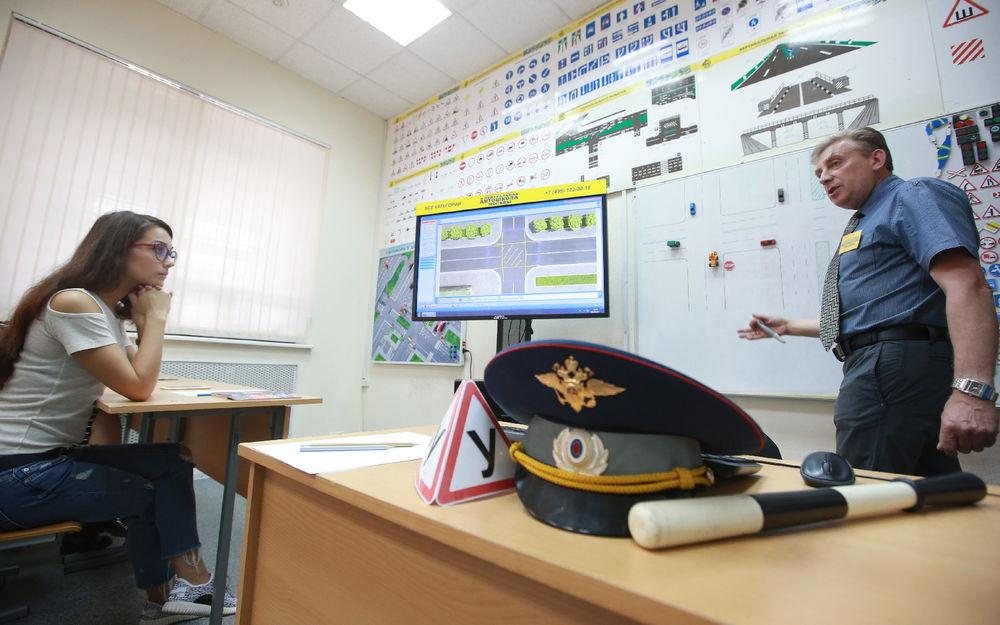 Минобрнауки заставит новых водителей научиться пользоваться ГЛОНАССом