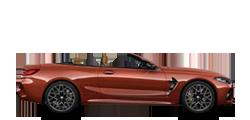 BMW M8 Кабрио 2019-2021 новый кузов комплектации и цены