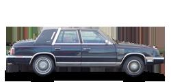Chrysler NEW Yorker 1989-1993