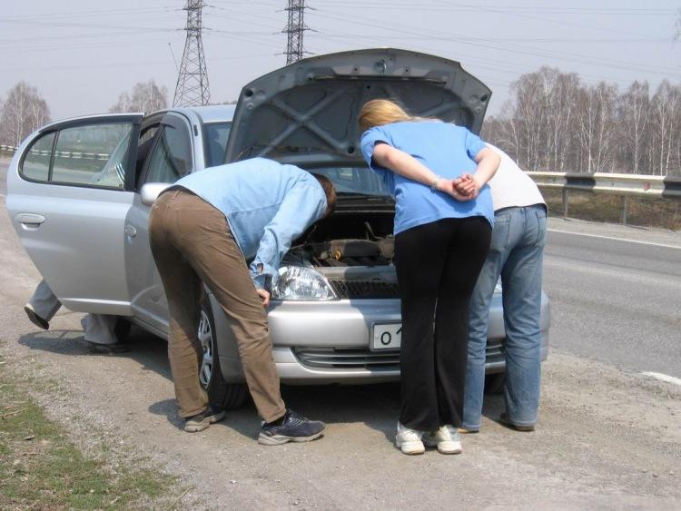 причины продажи автомобилей