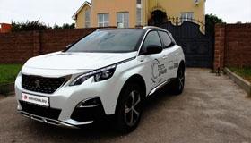 Новый Peugeot 3008, тест-драйв в Нижнем Новгороде: Кто смелее, пусть сделает круче!