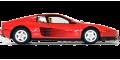 Ferrari Testarossa Спорткупе - лого